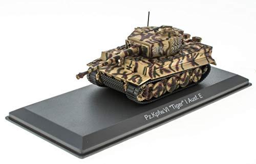 - Tigre I 1944 Bataille de Normandie France 1944 - Char Militaire 1:72 World of Tanks (OT4)