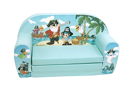 knorr-baby 490111 Pirat Mini sill/ón