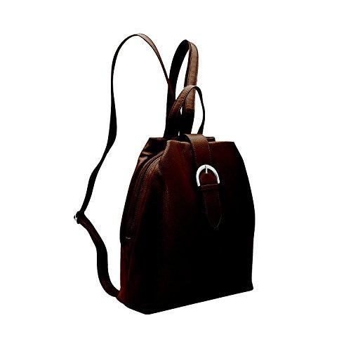 Picard Damen LUIS Rucksackhandtaschen, Braun (Cafe) 25x30x9 cm