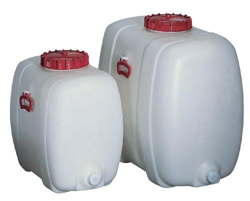 Kunststoff-Fass oval, Inhalt 60 Liter (ohne Auslaufhahn)