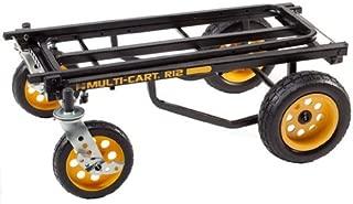 Rock-N-Roller R12RT (All Terrain) 8-in-1 Folding Multi-Cart/Hand Truck/Dolly/Platform Cart/34