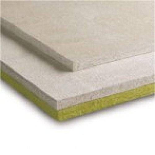 1 Palette (48 Platten = 36m²) Rigidur Estrichelemente MF Trockenestrich 1500x500x30mm, inklusive Pfandpalette und Versand deutschlandweit