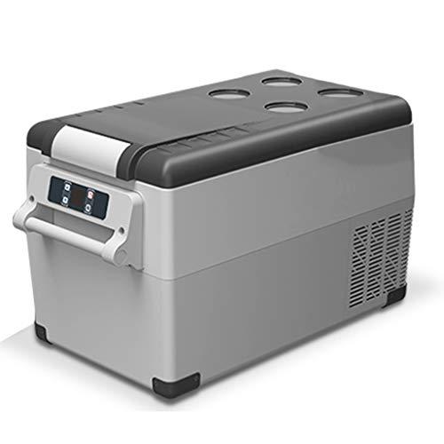 35L   45L Compressore Piccolo Frigorifero Portatile Congelatore Frigorifero per Auto Mini Frigo Domestico per Guidare La Pesca da Viaggio All aperto E per Uso Domestico