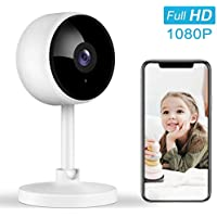 Littlelf 1080P FHD Wireless Home Security Camera
