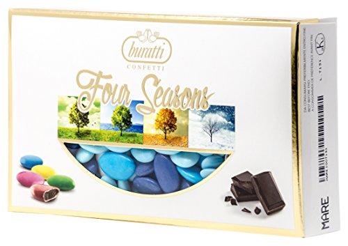 Buratti Confetti al Cioccolato, Mare - 1000 g