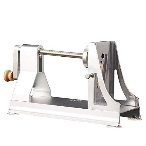 DUDDP mandolina de cocina Vegetales de metal Spiralizer Julienne máquina de cortar,...