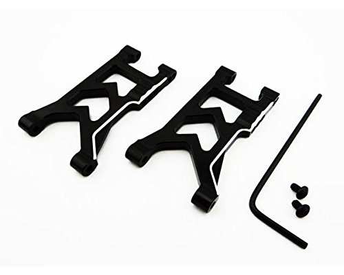 Hot Racing LTN5501 Lower Suspension Arms for La Trax SST & Teton Vehicles