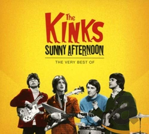 The Kinks-Sunny Afternoon/the Very Best of (2cd)