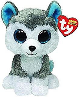 MANGMOC Ty Beanie Boos Plush Animal Toy Unicorn Dog Owl Elephant Flamingo Children Toys 15Cm Must Haves for Kids Kids Girl Gifts The Favourite Superhero Stickers 3 Movie Collection