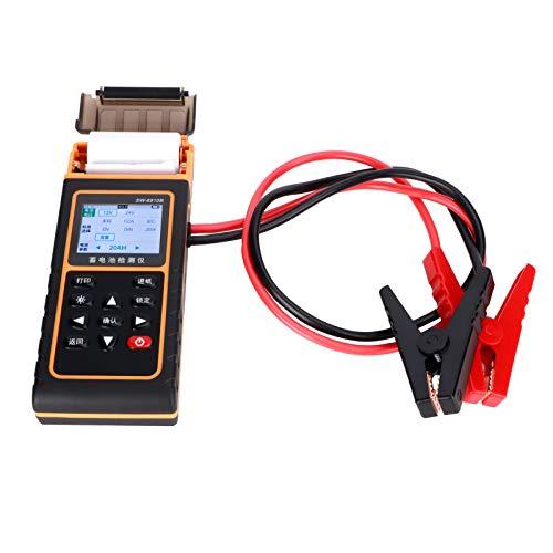Analizador De Batería, Probador De Batería De Automóvil Más Seguro, Para Automóvil A Gasolina