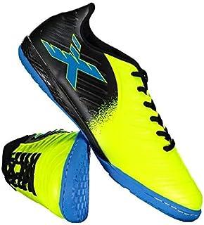 d5fb781bc0c9a Chuteira Oxn Gênio 2 Futsal Amarela