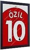 S&E DESING Mesut Ozil signiertes Autogramm Mesut Özil,