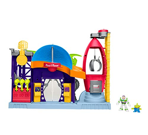 robot imaginext buzz fabricante Fisher-Price