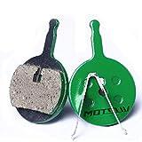 BGGPX Pastillas de Freno de Disco de cerámica para Bicicleta/Apto para Freno de Disco de línea/Apto para Avid Bb5 / Apto para Gigante/Apto para Pastillas de Freno de Bicicleta Merida Piezas