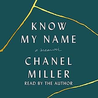 Page de couverture de Know My Name