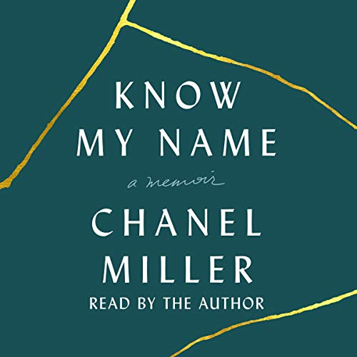 Know My Name audiobook cover art