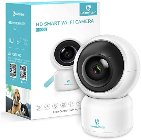 HeimVision 1080P Security Camera HM203 UG WiFi Home Indoor Camera with Smart Night Vision 2 product image