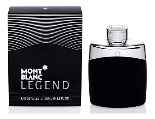 Perfume Mont Blanc Legend Edt 100ml Masculino + Amostra de Brinde