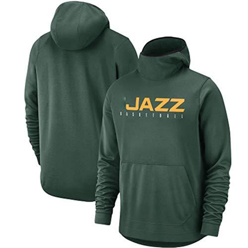Sudadera de baloncesto con capucha JJJzz, ropa deportiva, sudadera de manga larga, unisex de personalidad, casual, suelto, estudiante, al aire libre, L