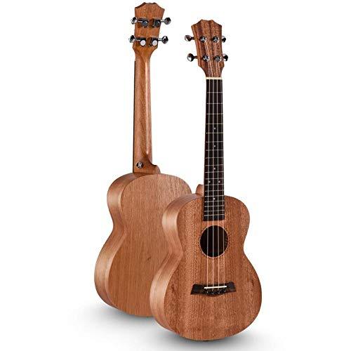 Geeignet für Anfänger und Fortgeschrittene - 23 Zoll Ukulele kleine Gitarre Mahagoni viersaitige Gitarre-23 Zoll Mahagoni