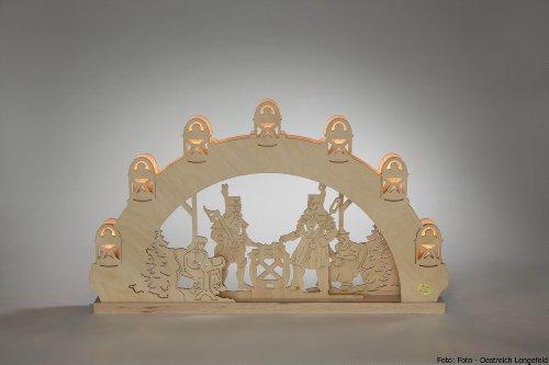 Weigla miner Candle Arch light sheet window lighting light point NEW