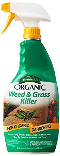 Espoma 839329 Organic Weed and Grass Killer, Brown/A
