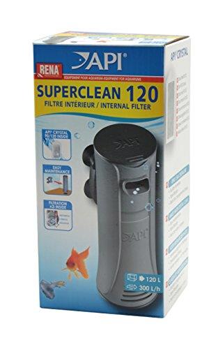 APL Filter für Aquaristik New Superclean 120 Rena
