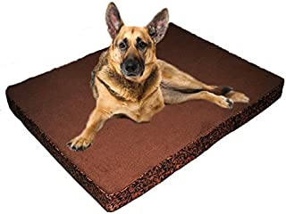 Shop4Omni 30X40 XL Luxury Orthopedic Lounger Pet Bed - Washable Cover/Waterproof Liner