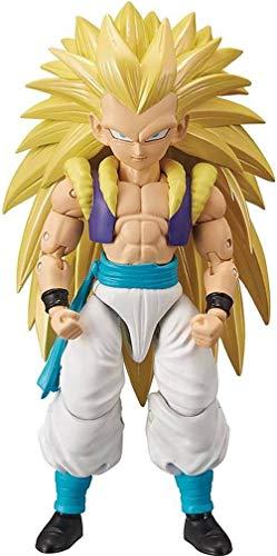 Dragon Ball Super - Figuras de personajes, series 12, S12 Super Saiyan 3 Gotenks, Series 12