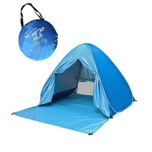 DuangDuang Outdoor automatic pop up beach tent, portable UV protection tent, beach fishing Outdoor camping