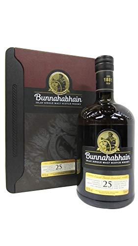 Bunnahabhain 25 Year Old Single Malt Scotch Whisky, 70 cl