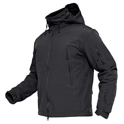 Tactical Jacket Men Military Jacket Hunting Jacket Ski Jacket Men Snowboard Jacket Snow Jacket Winter Jacket for Men Winter Coats for Men