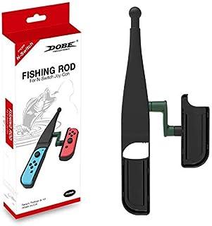 Childlike Switch用 釣り竿 体感コントロールゲーム 釣りロッド ジョイスティック ゲームパッドツール 釣りスピリッツ対応