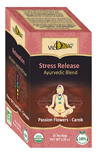 Valdena Bio Ayurvedic- Organic Passion Flowers Carob (Pack of 3)