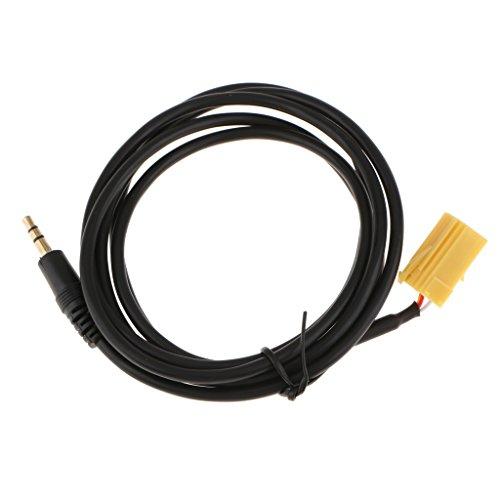 Cable de Coche de 3,5 Mm para ISO de 6 Pines