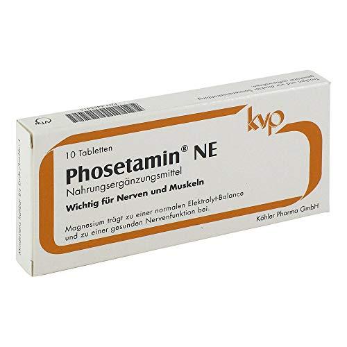 Preisvergleich Produktbild Phosetamin NE,  10 St. Tabletten