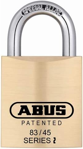 Abus 83 45-700 S2 83658 Keyway Series Sales of SALE items from mart new works LA-LC Sargent Padlock