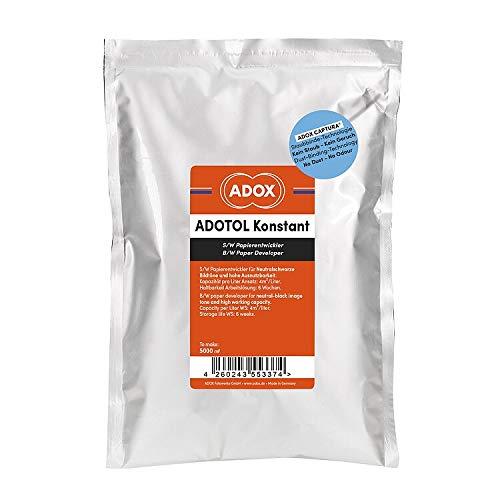 ADOX ADOTOL Konstant II Papierentwickler zum Ansatz von 5000 ml