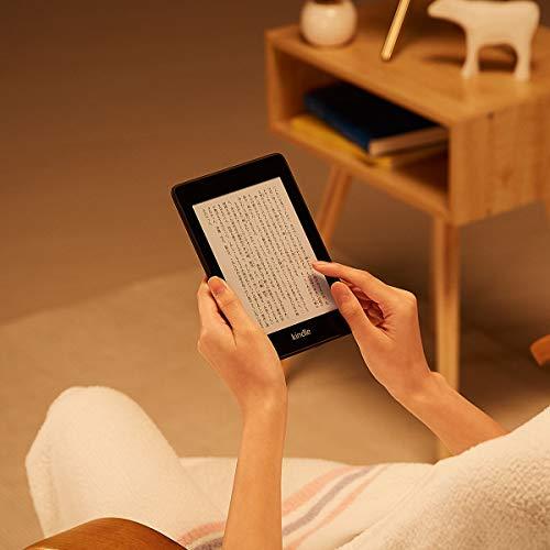 41GHqHd1sxL-Amazonで「Kindle Paperwhite 第10世代」を購入したのでレビュー。旧世代から買い替えはアリ