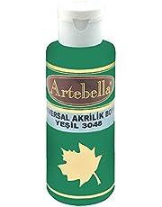 Artebella 3048130 Universal Akrilik Boya 130 cc Yeşil