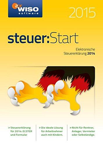 WISO steuer:Start 2015 (für Steuerjahr 2014)