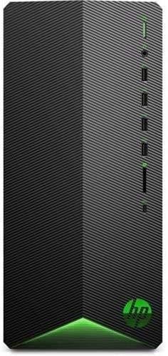 HP Pavilion TG01-0019NA 1D4A6EA, AMD Ryzen 5 3400G (4 Core, 4.20 GHz), 16GB DDR4 RAM, 512GB SSD, NVIDIA GeForce GTX 1650 GDDR5 4GB Graphics, Windows 10 Pro. (Renewed)