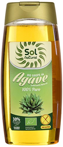 Solnatural Sirope De Agave Grande Bio 500 Ml 500 g