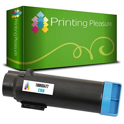 Cyan Toner kompatibel für Xerox Phaser 6510 6510DN 6510N WorkCentre 6515 6515DN 6515DNI 6515DNW 6515N 6515NW   106R03477 2.400 Seiten