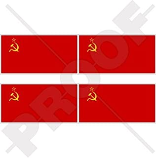 Suchergebnis Auf Für Sowjetunion Aufkleber Merchandiseprodukte Auto Motorrad
