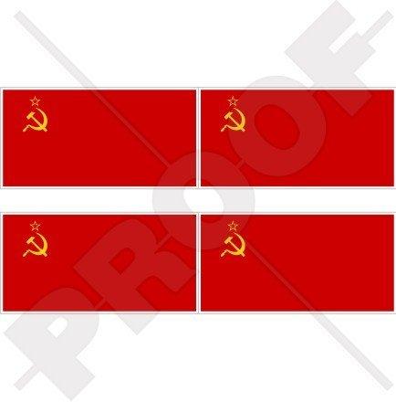 SOVIET UNION Vlag USSR Communistisch Rusland, Russisch 2