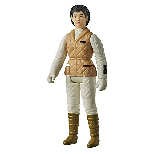 Kenner Star Wars Retro Collection Princess Leia Hoth 3.75 inch Toy Action Figure