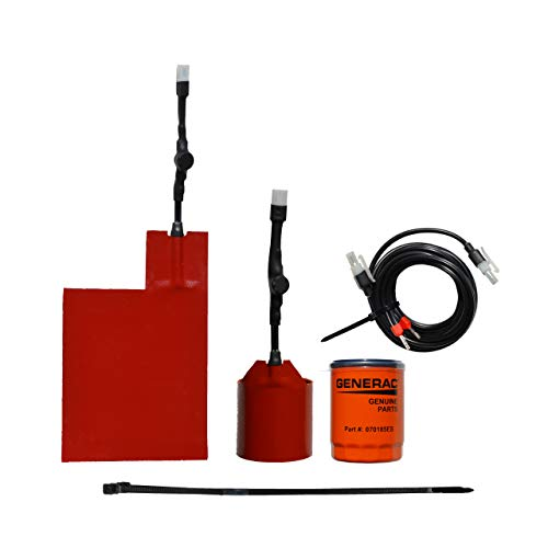 Cold Weather Kit for Generac Standby Generator 8-24kw