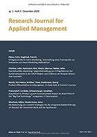 Research Journal for Applied Management - Jg. 1, Heft 2