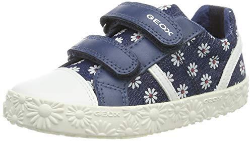 Geox B Kilwi Girl E, Zapatillas para Bebés, Avio C4005, 20 EU
